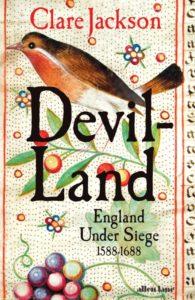 Devil-land by Clare Jackson