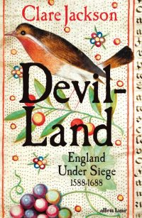 Devil-land by Clare Jackson